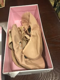 Ballet shoes worn once Brandon, 57005