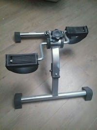 Foot Pedal Exercise Bike