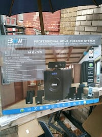Mk33 professional home theater system