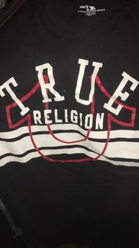 True Religion clothes label Windsor Mill, 21244