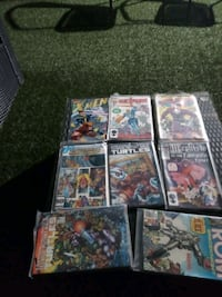 assorted-title comic book lot San Diego, 92101