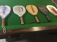 Hand ball rackets come with there poch in great condition  Montréal, H1P