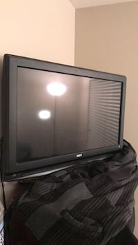 black and gray CRT TV Frederick, 21702