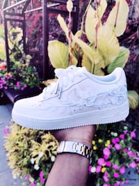 Custom Wedding Day AF1's Brampton, L6X 4P5