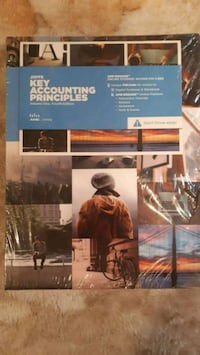 Accounting principles AME Oakville, L6H 4R8