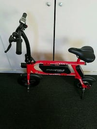 Swagtron Envy electric bike needs new rear tire an Niles, 44446