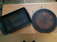 Pampered Chef Pizza tray and cookie sheets Harwood, K0K 2E0