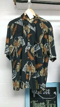 black and brown floral long-sleeved dress Halifax, B3K 1H6