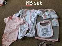 New born baby girl clothes Aylmer, N5H