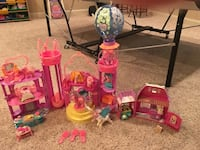 My little ponies and accessories Buford, 30519