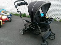 baby's black and gray stroller Longueuil, J3Y 5Z3