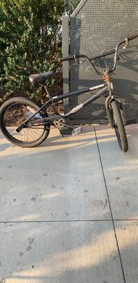 gray and black BMX bike 39 km