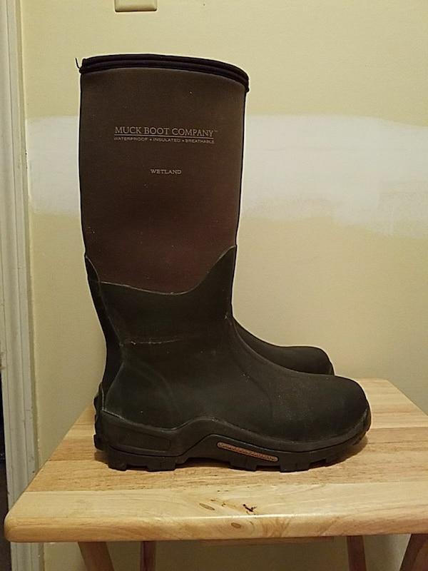 sold worldwide new style attractive price Muck boots
