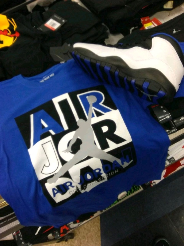 b8bc7693d15 Used blue and white Adidas jersey shirt for sale in Detroit - letgo