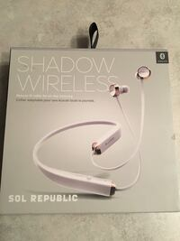 Sol Republic wireless headphones Edmonton, T6R 3A3