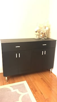 Buffet Table Cabinet w/ Built in Wine Rack Gaithersburg, 20878