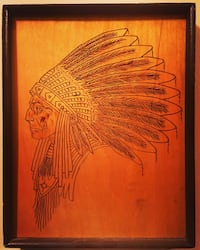 Picture of Indian Chief, Red Deer, T4R 1L4