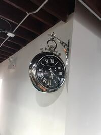 Nice  Accent!! Wall steel wall clock Melrose Park, 60164