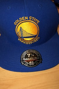 golden state warriors fitted hat  Langley, V3A 1A6
