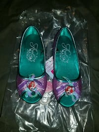 Brand new Ariel shoes