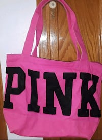 Used pink bag off F st