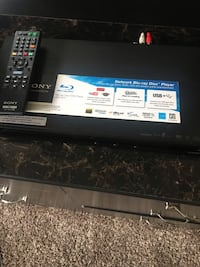 Blu-ray dvd player  Las Vegas, 89108