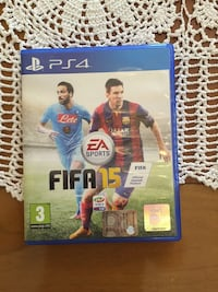 FIFA15 PS4 Cd caso di gioco Lanzè, 36050