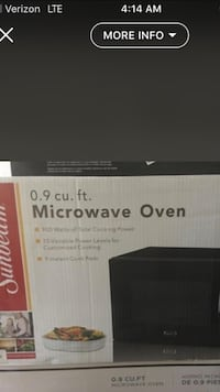 microwave oven  San Diego, 92116