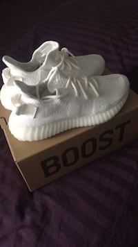 Adidas Yeezy Boost 350 V2 Triple White 10US