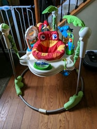 Rainforest jumperoo Anne Arundel County, 21225