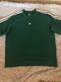Adidas authentic forest green shirt Los Angeles, 91406