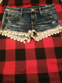 Almost Famous Denim Shorts