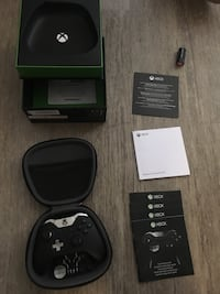 Xbox one elite controller-barely used Dublin, 94568