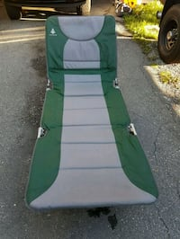 green and white camping chair Coquitlam, V3C 2B9