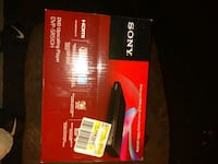 New Sony DVD player with remote box and DVD  Bartow, 33830