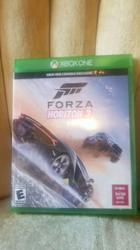 Xbox One Forza Horizon 3 game case Mason, 45040