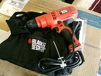 red and black Milwaukee cordless drill Rockford, 61108