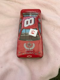 JUST REDUCED Dale Earnhardt Jr candy box