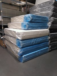 Lesly firm mattress and box spring  Cerritos