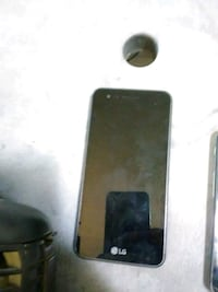 black LG android smartphone screenshot San Bernardino, 92410