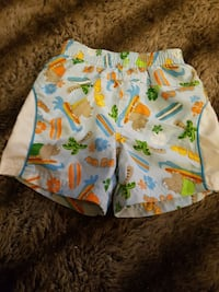 white, green, and blue dolphin shorts toddler Winnipeg, R3E