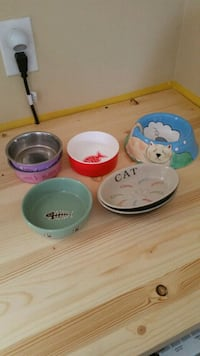 Cat dishes  Cookeville, 38501