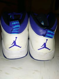 "Air Jordan X Retro ""City Pack: CHA""   Takoma Park, 20912"