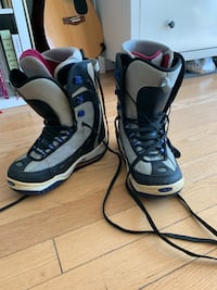 Men's Snowboard Boots - Ride, Size 11
