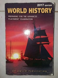 AMSCO AP World History 2017 Miami, 33125