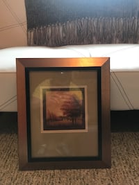 two brown wooden framed paintings Salem, 97304