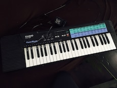 CASIO Tone Bank vintage keyboard