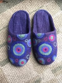 Woollen slippers for sale Richmond Hill, L4C 5W7