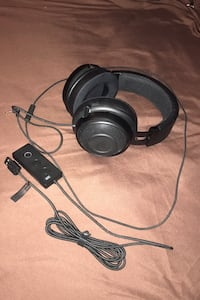 Headset PC/PS4 Razer kraken Tournament edition