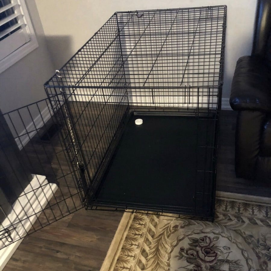 Xlarge/Large dog cage/crate/kennel
